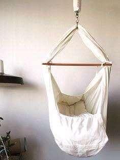 Organic baby hammock duyan swing