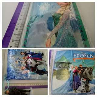 Disney Frozen 4pcs items