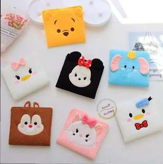 [PO] Tsum Tsum Sanitary Pad Holder
