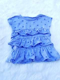 Old navy top 3 yrs old