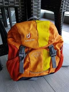 Preschool kid's backpack
