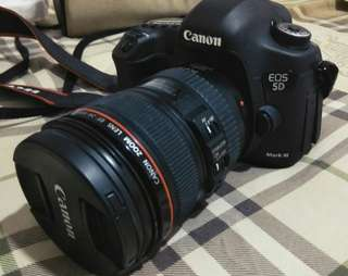 Canon 5D mark III second
