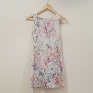 Forever New 6 Floral Dress