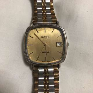 Vintage Rado Swiss Automatic Watch
