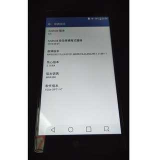 LG G4 H815 4G LTE 單卡 3GB RAM 32GB ROM 台灣國際版 有盒齊配件(有小花)