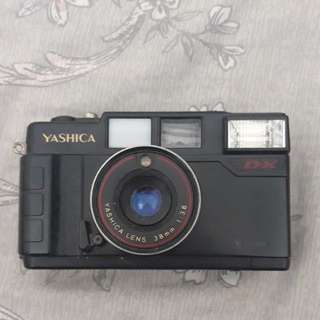 Yashica MF-2 Super DX