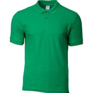 PRIMAVERRA | GILDAN | POLO T | IRISH GREEN
