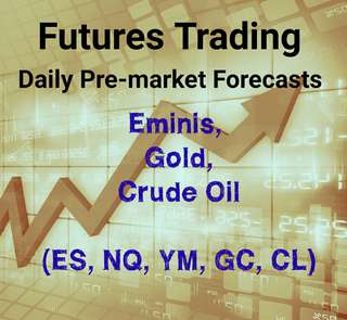 Free!! Daily Pre-Market Levels Forecast