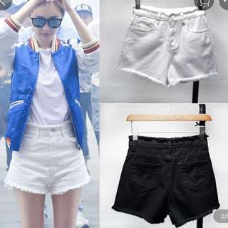 🚚 寬鬆大碼韓版女短褲