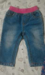 Mothercare pants 6 months P100
