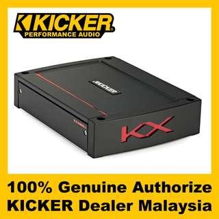 KICKER 800W CLASS D MONO AMPLIFIER (44KXA800.1)