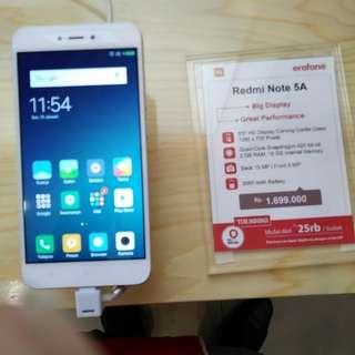 Cicilan Tanpa Kartu Kredit Hp Xiaomi Note 5A