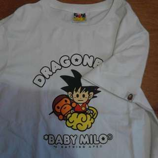 Baby Milo X Bape