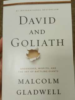 Malcolm Gladwell - David and Goliath (New!)