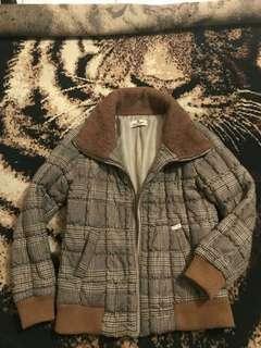 Jacket Sherpa Wrangler Vtg