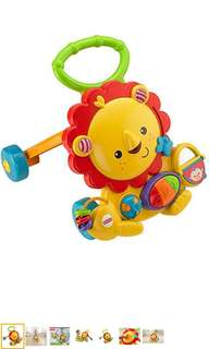 Fisher-Price Lion Musical Walker