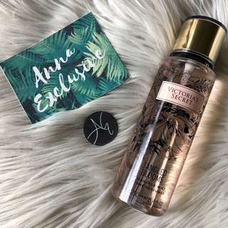 AUTHENTIC Victoria's Secret TANGLED BLOOMS Fragrance Mist