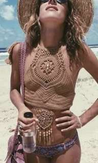 Spell and the Gyspy Twiggy Crochet Top