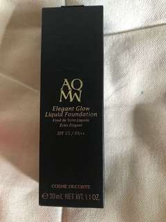 AQMW liquid foundation