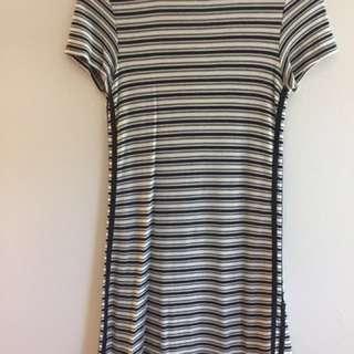 topshop tshirt dress