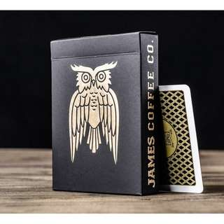 James Coffee Co. Playing Cards