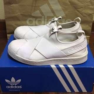 AUTHENTIC Adidas Superstar Slip On INC Postage
