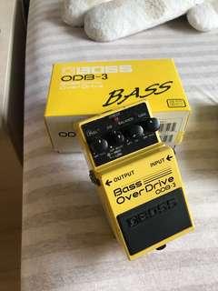 Boss odb-3效果器