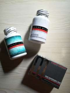 Luxxe White Product