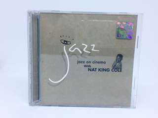 CD Nat King Cole - Jazz on cinema