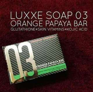 Luxxe Papaya bar