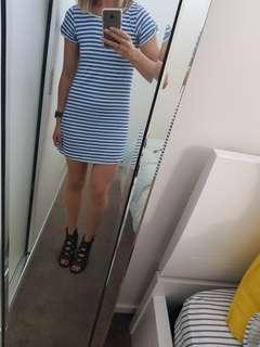 Lulu & Rose Stripped Dress