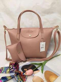 2 in 1 longchamp