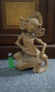 Patung Kayu Bali