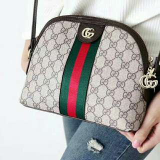 Gucci Vintage Shell Bag