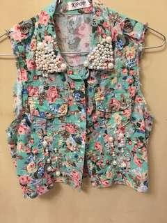 vest bunga