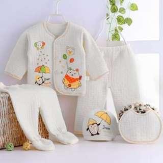 Newborn Baby Clothes Set
