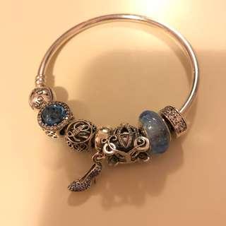 Pandora x Disney 迪士尼 Cinderella 灰姑娘 手鈪♡