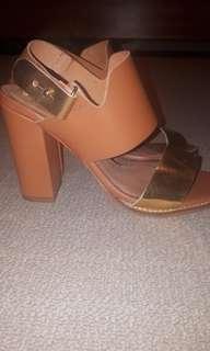 Windsor Smith Tan Heels