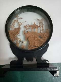 China Display Souvenir