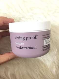 Living proof mask treatment
