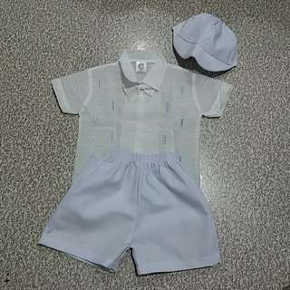 *baby* little blessings baptismal dress