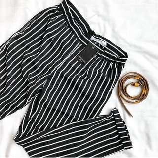 Stripe pants ZARA