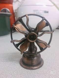 Miniature fan (antique)-price drop