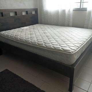 Queen size King Coil mattress