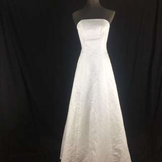 A19 Wedding Gown for rent