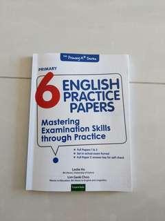 P6 English PSLE