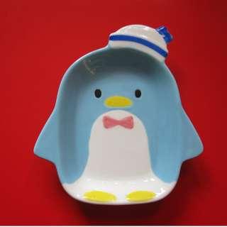 TUXEDOSAM 企鵝 陶瓷碟 (1998年)