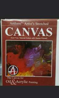 Art - Drawing Canvas/ Stretched Canvas