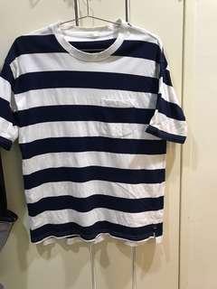 🚚 韓國代購 條紋上衣