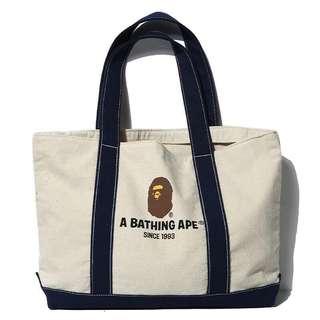 Bathing ape tote bag - Instock